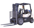 crown lift truck image