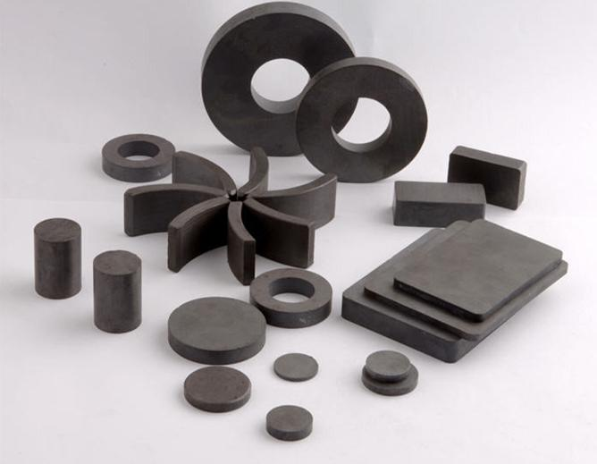 Custom Ceramic Magnets, Custom Ferrite Magnets