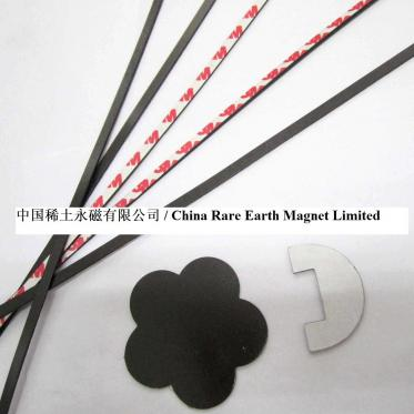 Magnetic Strip with 3M Adhesive