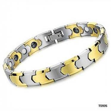 Tungsten Steel Magnetic Bracelets