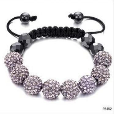 Rhinestone Magnetic Bracelets